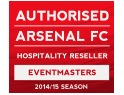 Official Arsenal FC Football Hospitality Packages