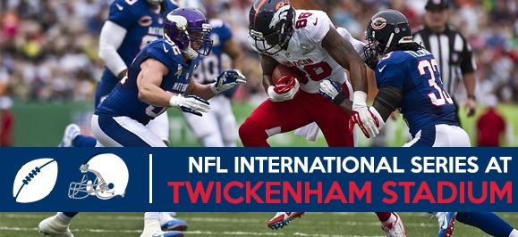 NFL Twickenham Hospitality