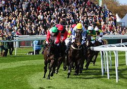 Aintree Grand National hospitality