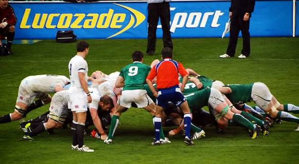 Six Nations Rugby - England v Ireland
