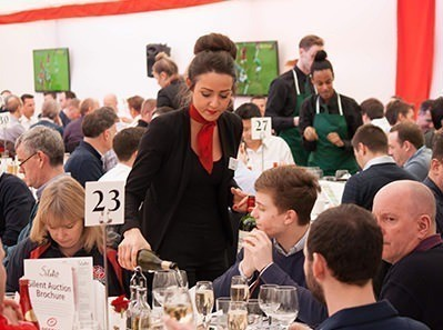 Official England Rugby hospitality packages at Twickenham