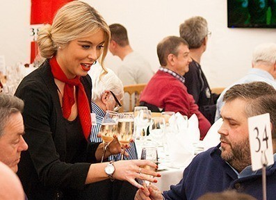 England Rugby Hospitality Packages - Autumn Internationals - Australia, South Africa, Argentina, Fiji