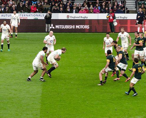 Twickenham Stoop - England Rugby Hospitality