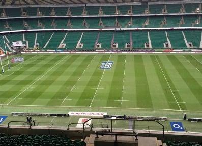 England Rugby Hospitality - 6 Nations - Twickenham
