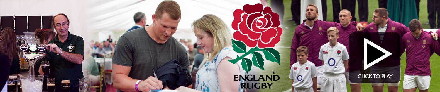 QBE Hospitality - Rugby QBE Internationals - Eventmasters Corporate Hospitality Packages