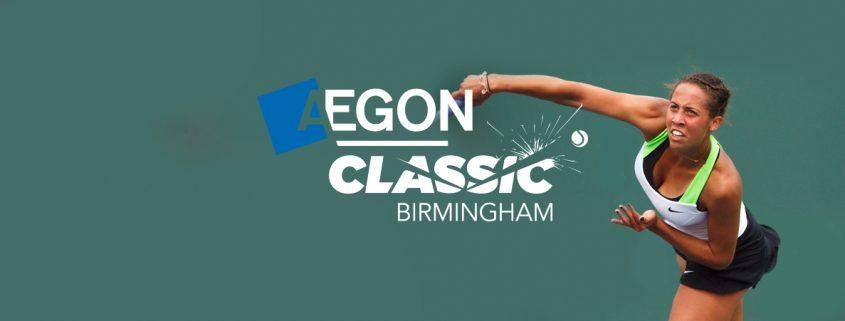 Aegon Classic Birmingham Banner