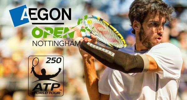 Nottingham Open - Feliciano Lopez ATP Event