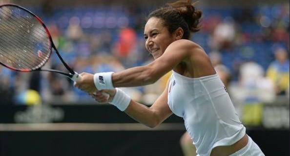 Nottingham Open Tennis - Heather Watson