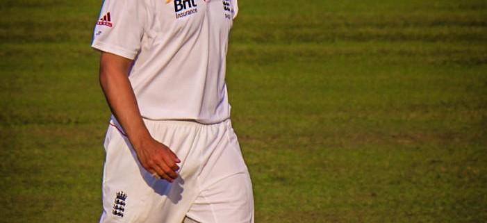 West Indies v England - Jonathan Trott