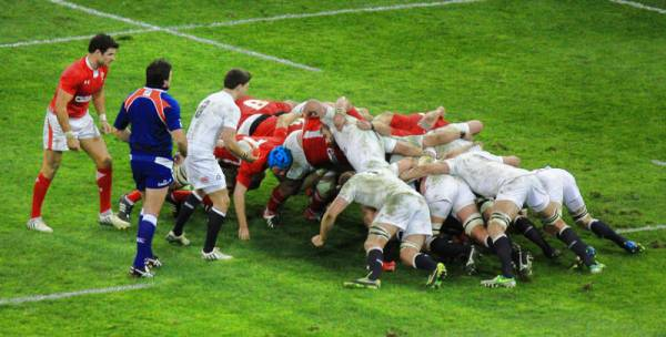 Six Nations Rugby - England v Wales