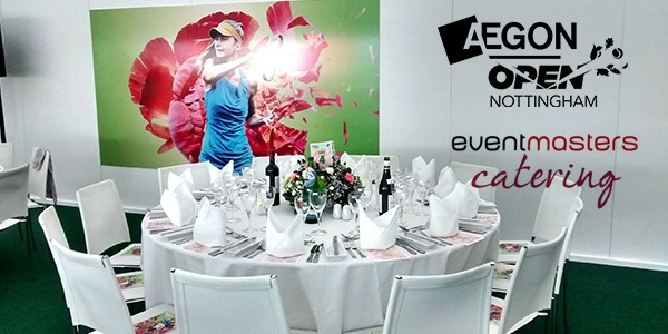 Aegon Open - Eventmasters Catering Services