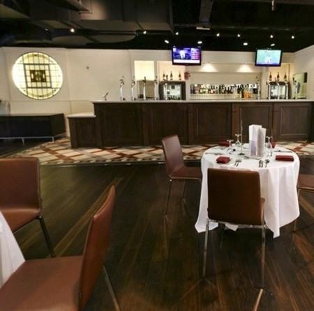 Aston Villa 1874 Restaurant hospitality