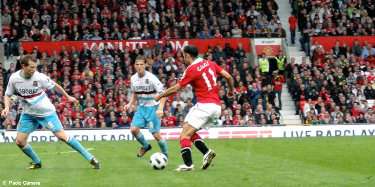 Premier League Dream XI - Left Midfield - Ryan Giggs
