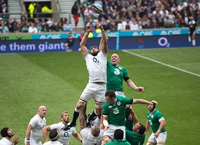 Twickenham Private Boxes - England Rugby Hospitality Packages - England v Ireland
