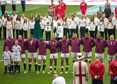 England Rugby Hospitality – 6 Nations - Twickenham Box