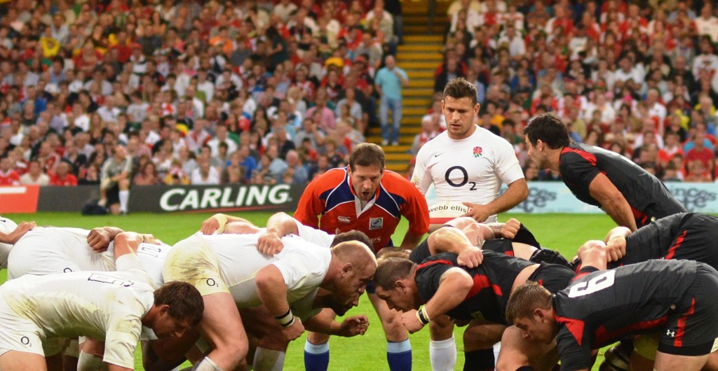 England v Wales Rugby Hospitality Packages