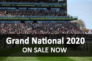 Grand National 2020 - Aintree Racecourse Hospitality