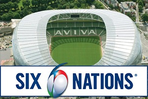Ireland Six Nations Tickets & Hospitality - Aviva Stadium