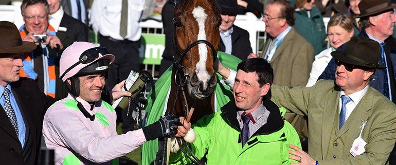 Grand National 2016 Ladies Day willia mullins horse