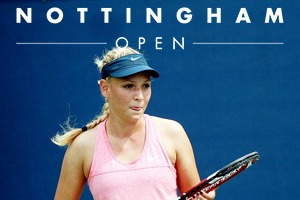 Nottingham Open Hospitality - Tennis Corporate Packages