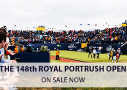 The Open Golf Hospitality - Royal Portrush