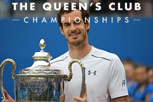 Queens Club Championships - Corporate Hospitality Packages and VIP Tickets 2018