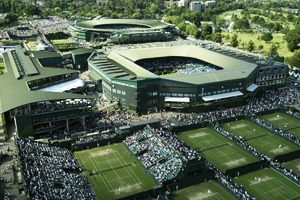 Wimbledon Grounds