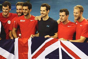 Davis Cup Tickets & Hospitality