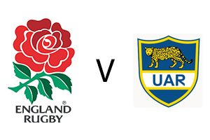 England v Argentina - Autumn Internationals