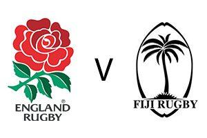 England v Fiji - Autumn Internationals