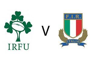 Ireland v Italy - Six Nations