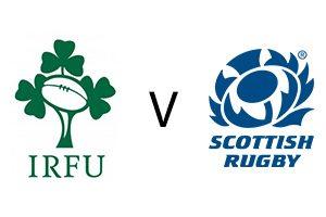 Ireland v Scotland - Six Nations