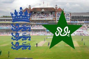 Kia Oval Hospitality - England v Pakistan