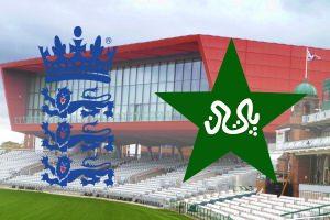 Old Trafford Hospitality - England v Pakistan