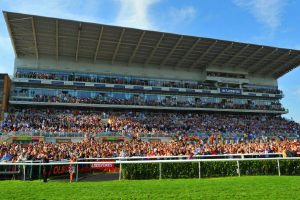 St Leger Festival Corporate Hospitality - Triple Crown Restaurant - Doncaster Racecourse