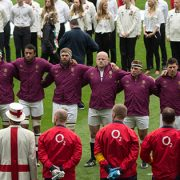 England Rugby Team 2016 at Twickenham