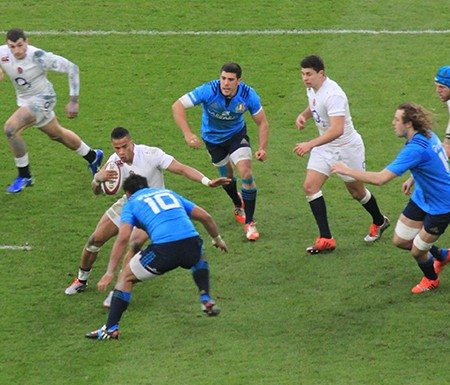 England look for Six Nations Grand Slam against France