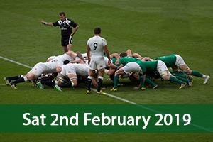 Ireland Six Nations Tickets & Hospitality - Ireland v England