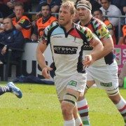 Chris Robshaw ready for a new start during the Six Nations