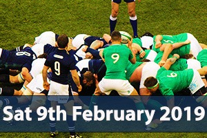Six Nations Hospitality - Scotland v Ireland - BT Murrayfield