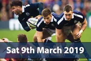 Six Nations Hospitality - Scotland v Wales - BT Murrayfield