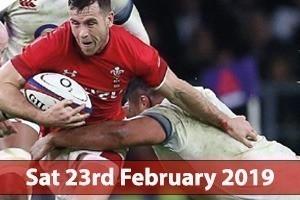 Six Nations Hospitality - Wales v England - Principality Stadium