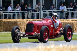 Goodwood Hospitality - Festival of Speed