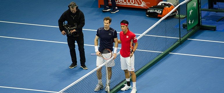 Davis Cup 2016 Great Britain v Japan Review