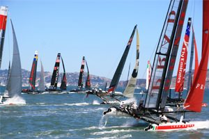 Americas Cup Hospitality - Portsmouth