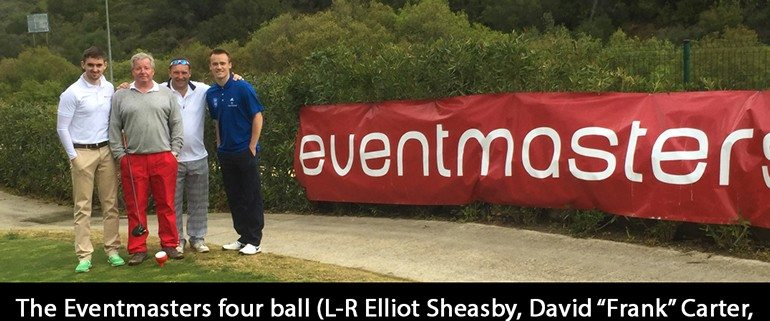 The Eventmasters Golf Fourball