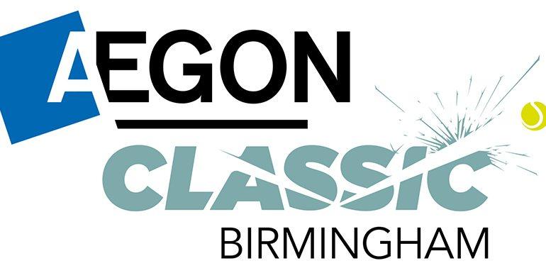 Aegon Classic Birmingham 2016 logo