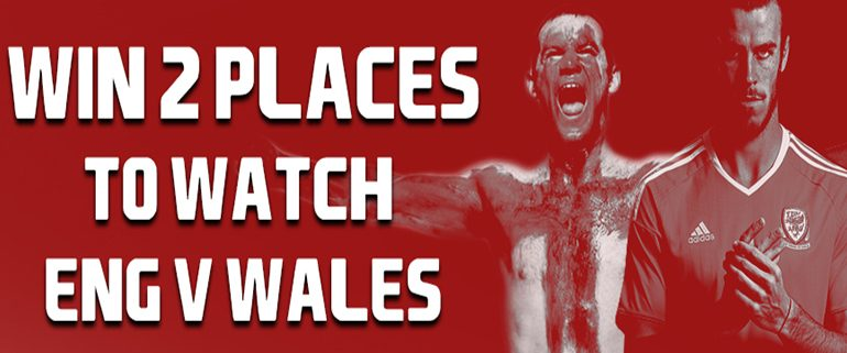 Euro 2016 - England v Wales Live Screening Competition