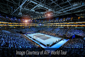 ATP World Tour Finals Hospitality - O2 Arena London 2018