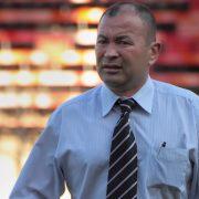 England Rugby Manager Eddie Jones